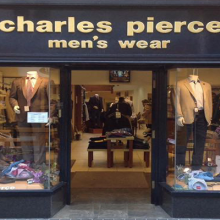 Charles Pierce Menswear
