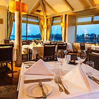 Reeds Restaurant at the Ferrycarrig Hotel