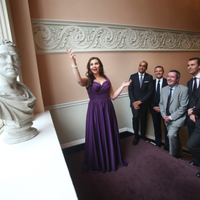 Credit Suisse announce new corporate partnership with Wexford Festival Opera