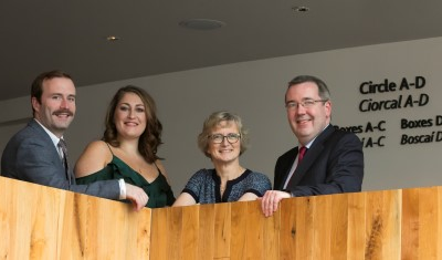 Rising Stars Receive PwC/Wexford Festival Opera 2018 'Emerging Young Artist' Bursary