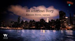 SUNDAY UP #2: An American Story. With KATHLEEN NORCHI