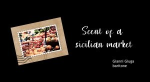 SUNDAY UP #14: SCENT OF A SICILIAN MARKET - with Gianni Giuga